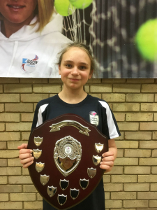 Player of the Month March 2016: Shannon Banyard