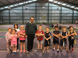 Ramesh Summan becomes an Elena Baltacha Foundation Benefactor