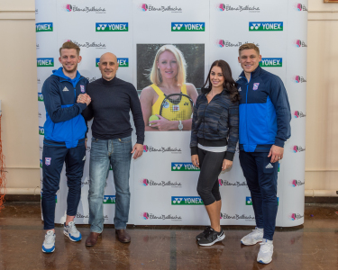 The Elena Baltacha Foundation Officially Links with Ipswich Town Football Club